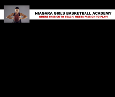 Niagara Basketball Academy Card
